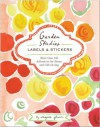 Garden Studies Labels & Stickers: More than 150 Adhesives for Home and Gift-Giving - Virginia Johnson