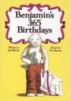 Benjamin's 365 Birthdays - Judi Barrett