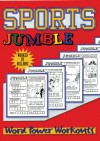 Sports Jumble®: Word Power Workouts - Tribune Media Services, Mike Argirion, Tribune Media Services