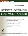 Adolescent Psychotherapy Homework Planner (PracticePlanners) - Arthur E. Jongsma, L. Mark Peterson, William P. McInnis