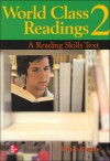 World Class Readings 2 Student Book: A Reading Skills Text - Bruce Rogers