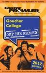 Goucher College 2012 - Sarah Haller, Shaine Griffin, Cleo Zancope