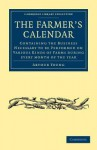 The Farmer's Calendar - Arthur Young