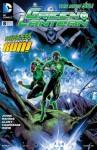 Green Lantern (2011- ) #8 - Geoff Johns, Doug Mahnke, Mark Irwin, Keith Champagne
