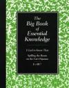 The Big Book of Essential Knowledge - Caroline Taggart, Judy Parkinson, Jeff Stewart