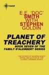 Planet of Treachery: Family d'Alembert Book 7 - Stephen Goldin, E.E.'Doc' Smith