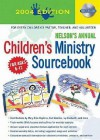 Children's Ministry Sourcebook 2004 - Thomas Nelson Publishers