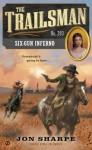 Six-Gun Inferno - Jon Sharpe