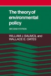 The Theory of Environmental Policy - William J. Baumol, Wallace E. Oates