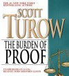 The Burden of Proof (Audio) - Scott Turow, John Bedford Lloyd