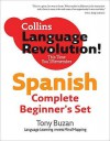 Spanish: Complete Pack (Collins Language Revolution) (Spanish And English Edition) - Carmen Garcia del Rio, Tony Buzan, Carmen M. del Río