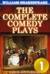 The Complete Comedy Plays of William Shakespeare V.1 - Kiddy Monster Publication, William Shakespeare