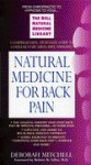 Natural Medicine for Back Pain: The Dell Natural Medicine Library - Lynn Sonberg