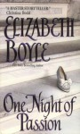 One Night of Passion - Elizabeth Boyle