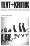 Literatur und Migration (Text + Kritik Sonderband) - Various