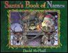 Santa's Book of Names (Library) - David McPhail