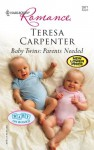 Baby Twins: Parents Needed (Baby on Board) - Teresa Carpenter