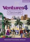 Ventures Level 4 Classware - Gretchen Bitterlin, Dennis Johnson, Donna Price, K. Lynn Savage, Sylvia Ramirez