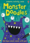 Monster Doodles [With Pens/Pencils] - Fiona Watt, Non Figg