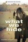 What We Hide - Marthe Jocelyn