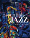 By Henry Martin Essential Jazz (with CourseMate Printed Access Card and Download Card for 2-CD Set Printed Access Ca (3rd Edition) - Henry Martin