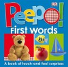 Peepo! First Words - Dawn Sirett, Jennifer Quasha, Victoria Harvey
