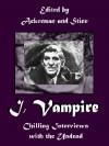 I, Vampire - Jean Marie Stine, Forrest J. Ackerman