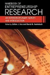 Handbook of Entrepreneurship Research: An Interdisciplinary Survey and Introduction - David B. Audretsch, Zoltan J. Acs, Z. J. Acs
