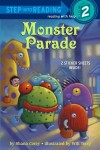 Monster Parade (Step into Reading) - Shana Corey, Will Terry