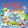 Benjamin Bear Stencil Book [With Stencils] - Claire Freedman, Steve Smallman