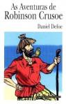 As Aventuras de Robinson Crusoe - Daniel Defoe