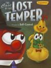 The Case of the Lost Temper Book: A Lesson in Self-Control (VeggieTales (Big Idea)) - Doug Peterson, John T. Trent, Greg Hardin
