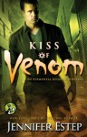 Kiss of Venom (Elemental Assassin, #8.5) - Jennifer Estep