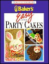 Bakers Easy Cut-Up Party Cakes (Favorite All Time Recipes) - Bakers, Publications International Ltd.