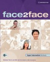 Face2face Upper Intermediate Workbook with Key - Chris Redston, Jan Bell