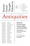 Antiquities - Gregory Nagy, Nicole Loraux, Gregory Nagy, Laura M. Slatkin