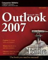 Microsoft Outlook 2007 Bible - Peter G. Aitken
