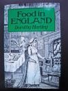 Food In England - Dorothy Hartley