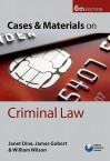 Cases and Materials on Criminal Law - Janet Dine, James J. Gobert