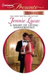 A Night of Living Dangerously - Jennie Lucas