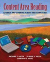 Content Area Reading: Literacy and Learning Across the Curriculum - Richard T. Vacca, Jo Anne L. Vacca