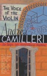 The Voice of the Violin (Montalbano 4) - Andrea Camilleri