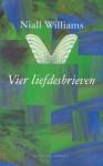 Vier Liefdesbrieven - Niall Williams, Maarten Polman