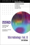 Blackwell's Underground Clinical Vignettes: Microbiology, Volume 2, Step 1 - Vishal Pall, Hoang Nguyen, Tao T. Le, Vikas Bhushan, Sonal Shah