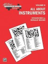 All about . . . Crosswords, Vol 2: All about Instruments - Donald Moore