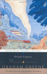 Orient Express - Graham Greene, Christopher Hitchens