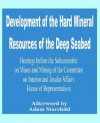 Development of the Hard Mineral Resources of the Deep Seabed - United States House of Representatives