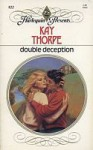 Double Deception - Kay Thorpe