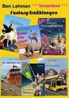 Fantasy-Erzählungen: Leseproben (German Edition) - Ben Lehman