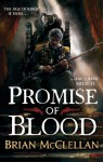Promise of Blood (Powder Mage Trilogy) - Brian McClellan